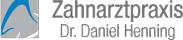 Zahnarztpraxis – Dr. Daniel Henning Logo